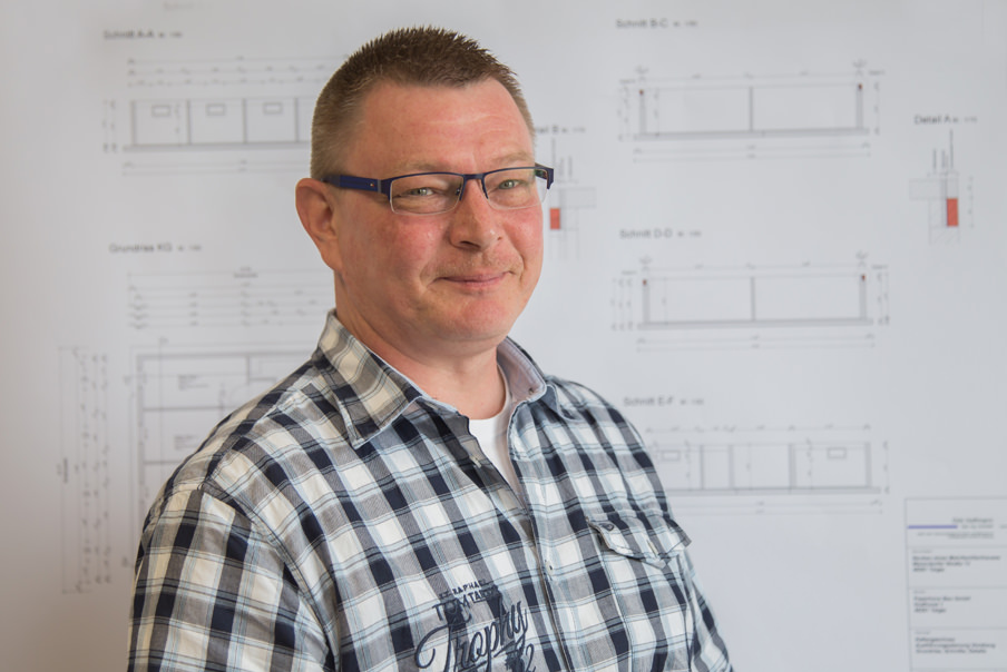 Gerd Dörries - Staatlich geprüfter Bautechniker
