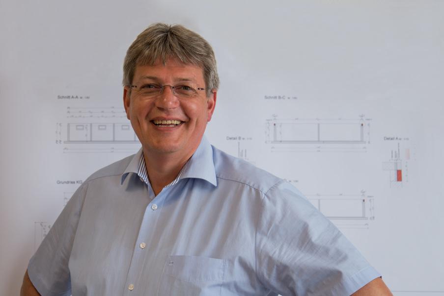 Holger Chlebusch - Dipl.-Ing. Bauingenieur