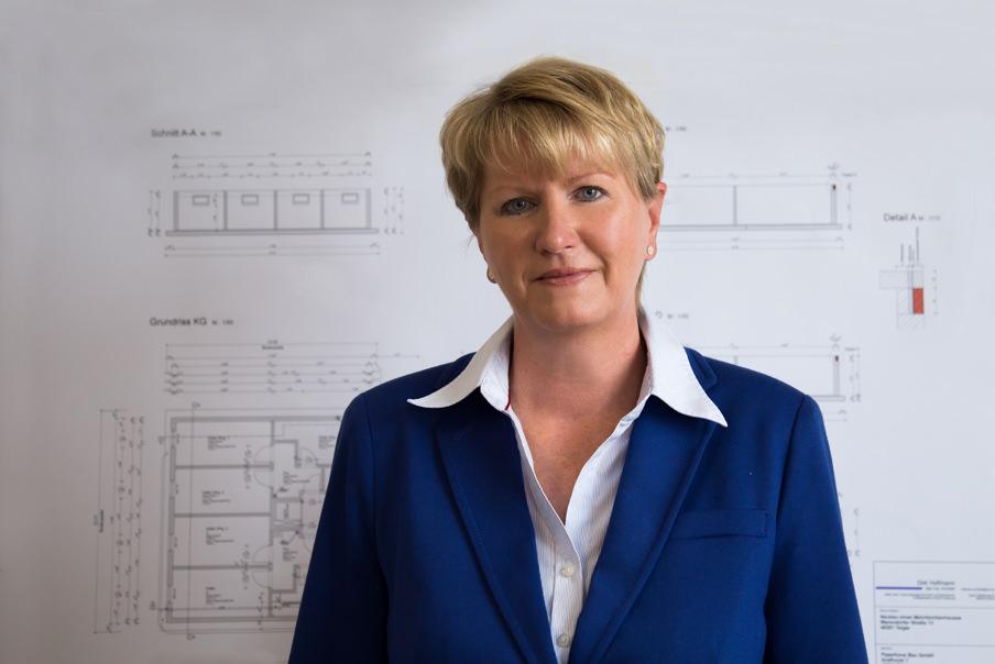 Susanne Chlebusch - Dipl.-Ing. Architektin